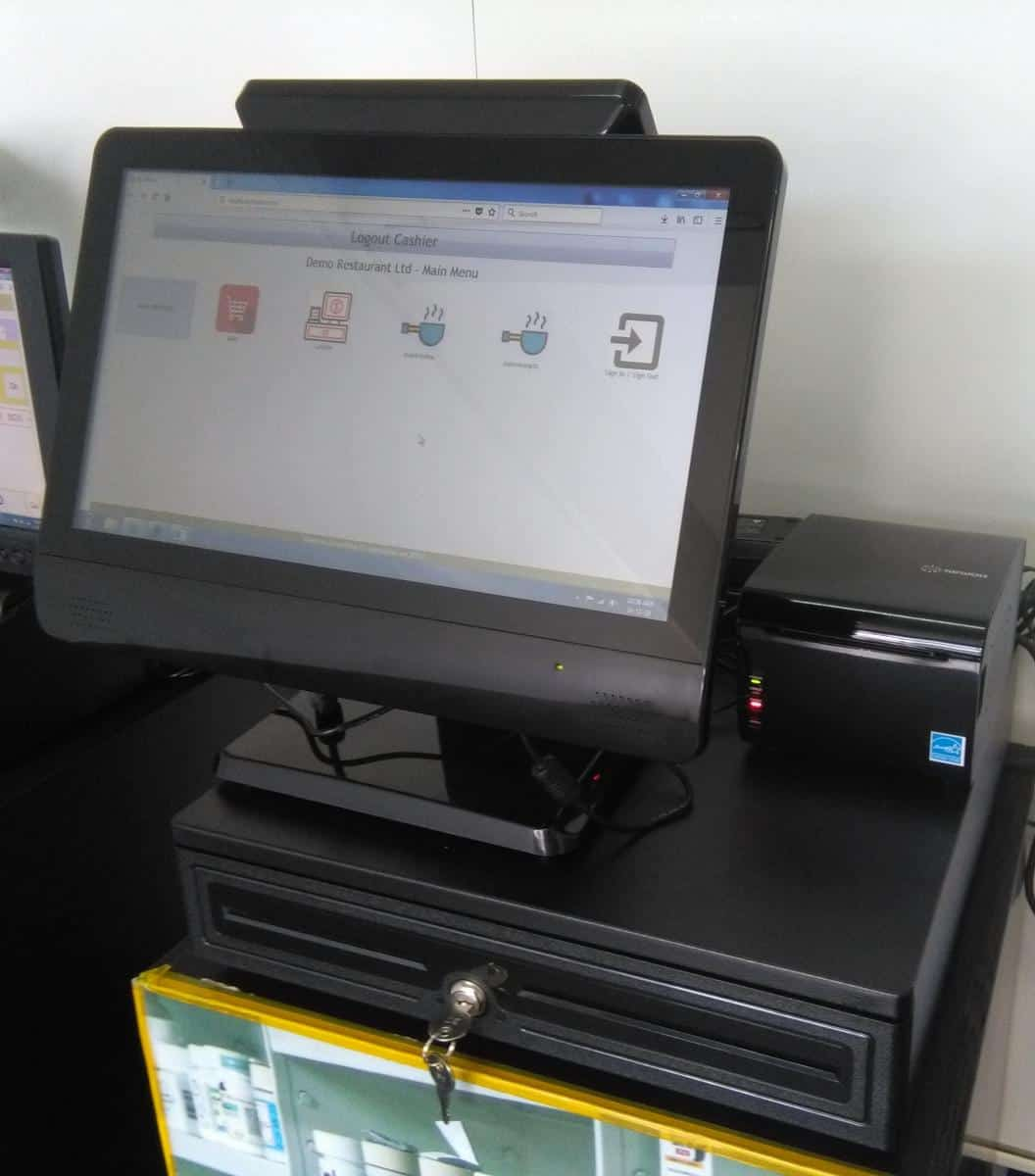 POS System for businesses in Mauritius